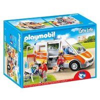 Playmobil - Ambulance with Lights and Sound 6685