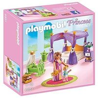 Playmobil - Princess Chamber with Cradle 6851