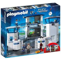 Playmobil - Police Headquarters with Prison 6919