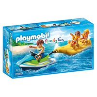 Playmobil - Personal Watercraft with Banana Boat 6980