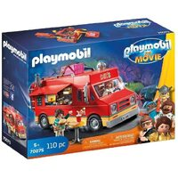 Playmobil - Dels Food Truck 70075