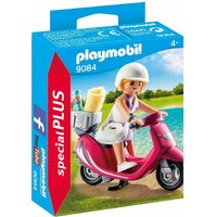 Playmobil - Beachgoer with Scooter 9084