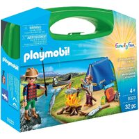Playmobil - Camping Carry Case 9323
