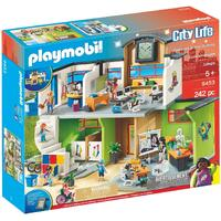 Playmobil - Furnished School Building 9453