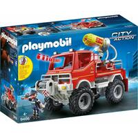 Playmobil - Fire Truck 9466