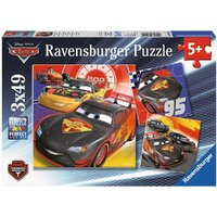 Ravensburger - Adventure On The Road Puzzle 3x49pc