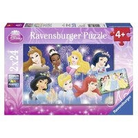 Ravensburger - Disney The Princesses Gathering Puzzle 2x24pc