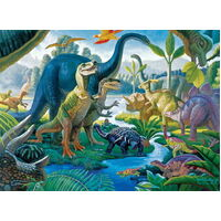 Ravensburger - Land of the Giants Puzzle - 100pc