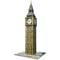 Ravensburger - Big Ben with Clock 3D Puzzle 216pc