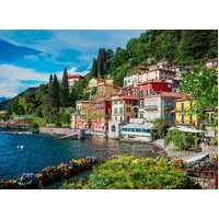Ravensburger - Lake Como, Italy Puzzle 500pc