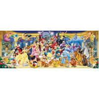 Ravensburger - Disney Characters Panorama Puzzle - 1000pc