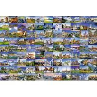 Ravensburger - 99 Beautiful Places of Europe Puzzle 3000pc