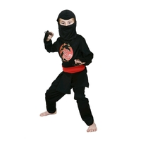 Rubies - Ninja Warrior Classic Costume (Ages 3-5)