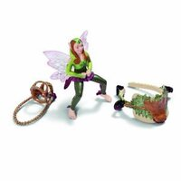 Schleich - Elf Riding Set Forest Elf 42098