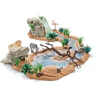 Schleich - Big Adventure at the Waterhole 42321