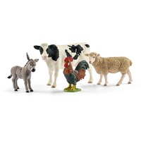 Schleich - Farm World Starter Set 42385