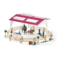 Schleich - Riding School with Riders 42389