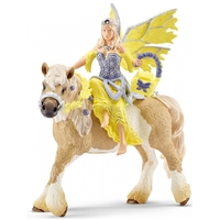 Schleich - Sera in Festive Dress on Horse 70503