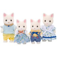 Sylvanian Families - Silk Cat Family