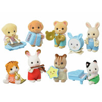 Sylvanian Families - Baby Band Series Mystery Bag