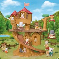 Sylvanian Families - Adventure Tree House