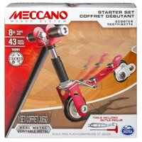 Meccano - Starter Set - Scooter