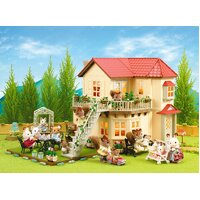 Sylvanian Families - Beechwood Hall Ultimate Bundle