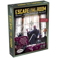 ThinkFun - Escape The Room: Secret of Dr Gravelys Retreat