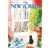 New York Puzzle Company - Cat's Eye View Puzzle 1000pc