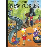 New York Puzzle Company - Off the Leash Puzzle 1000pc