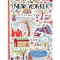 New York Puzzle Company - Stories of Spring Puzzle 1000pc