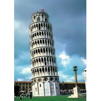 Tomax - Leaning Tower of Pisa Puzzle 2000pc