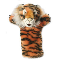 The Puppet Company - Tiger - Long Sleeved Glove Puppet