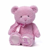 Gund - My First Teddy Pink 25cm