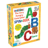 Eric Carle - Very Hungry Caterpillar Spin & Seek Game