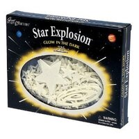 Great Explorations - Glow In The Dark - Star Explosion