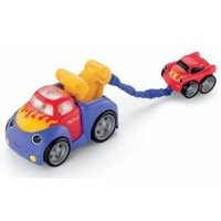 Fisher Price Lil Zoomers Tug & Rumble Tow Truck