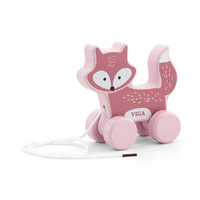 Viga Toys - Pull Along Fox
