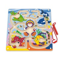 Viga Toys - Magnetic Bead Trace - Sea