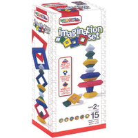 Wedgits - Imagination Set (15 pieces)