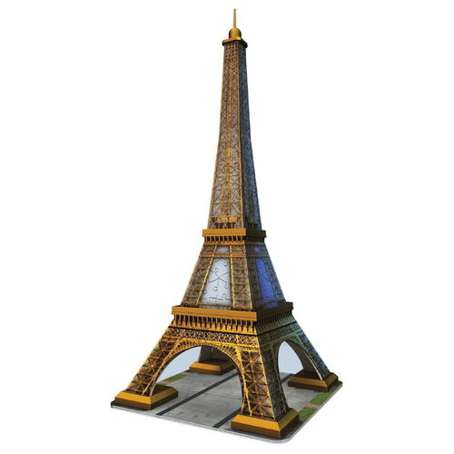 Ravensburger - Eiffel Tower 3D Puzzle 216pc