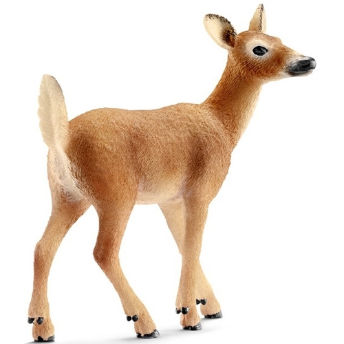 Schleich - White-Tailed Doe 14710