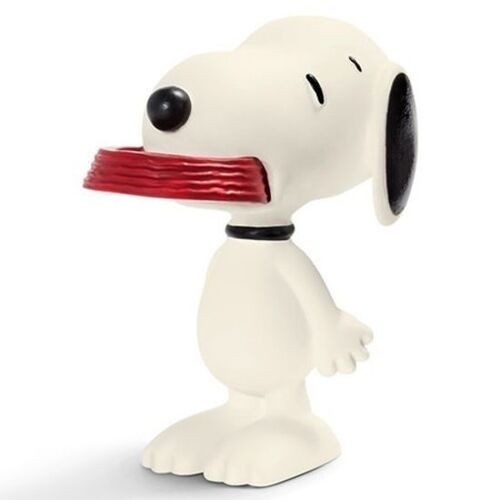 Schleich - Snoopy Holding His Supper 22002